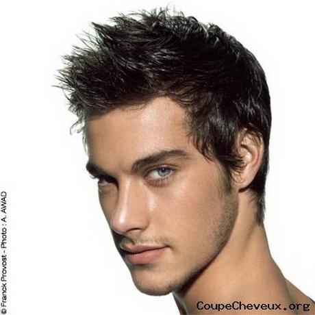 Coupe courte homme cheveux fins