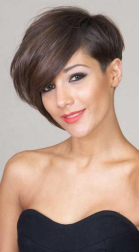 Coupe de cheveux 2014 courte femme