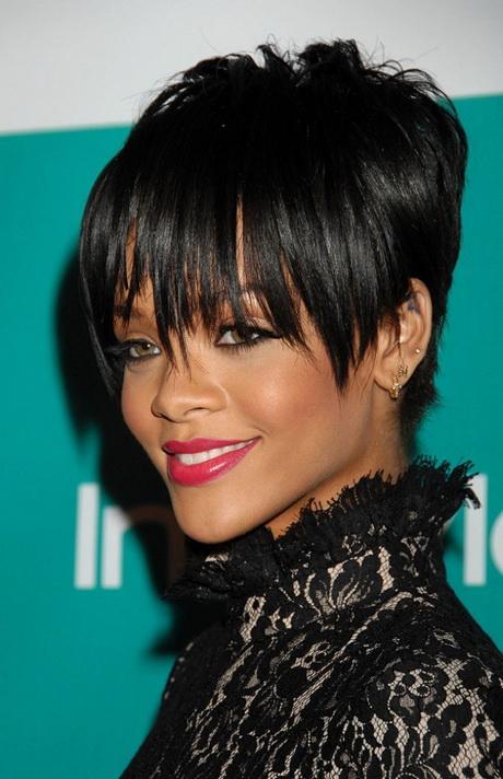 Coupe de cheveux femme noire