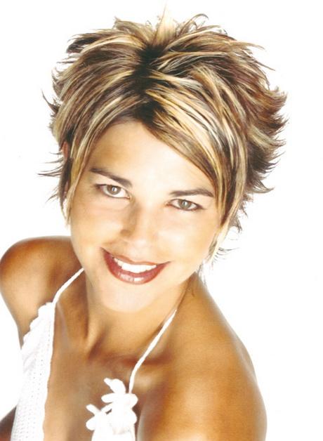 Modele de coiffure femme courte