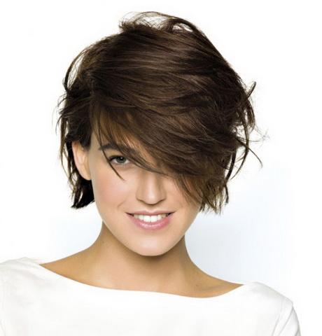 Modèle coiffure courte 2014