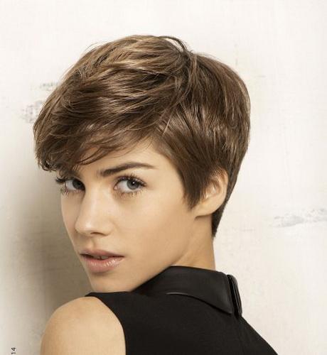 Photo coupe de cheveux court femme 2014