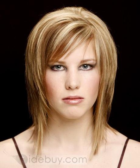 Photos coupe cheveux mi long degrade