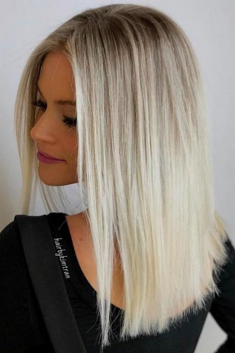 Coup de cheveux femme 2018