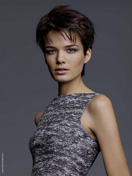 Modele coupe courte femme 2018