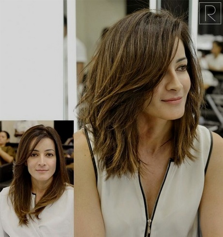 Mode coupe de cheveux 2018 femme