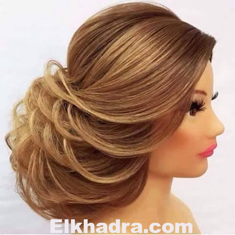 Modele coiffure mariage 2016