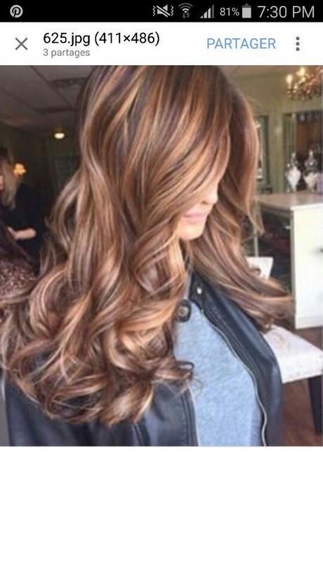 Permanente grosse boucle cheveux long