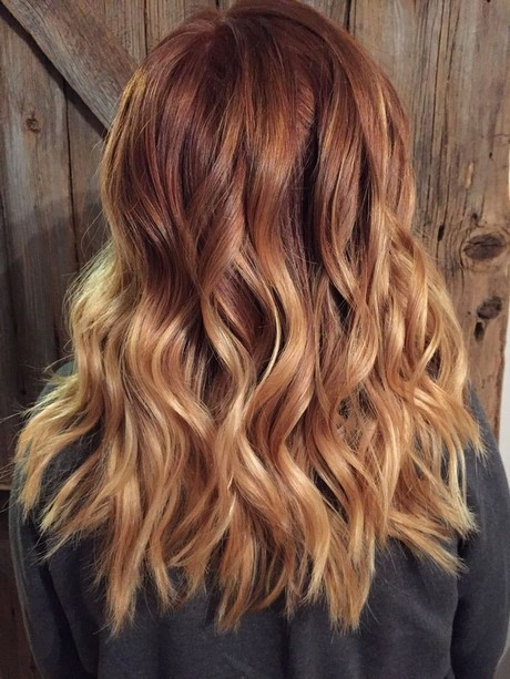 Medium Length Light Brown Hair Balayage