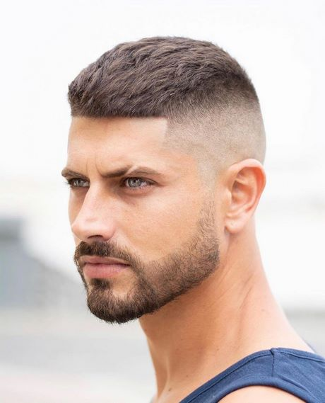 Coupe De Cheveux Court Homme 2020