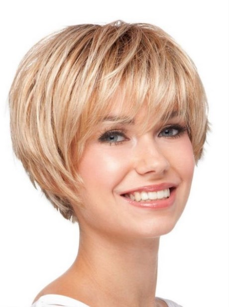 Coupe femme carre court degrade - Coupe carre degrade effile ...