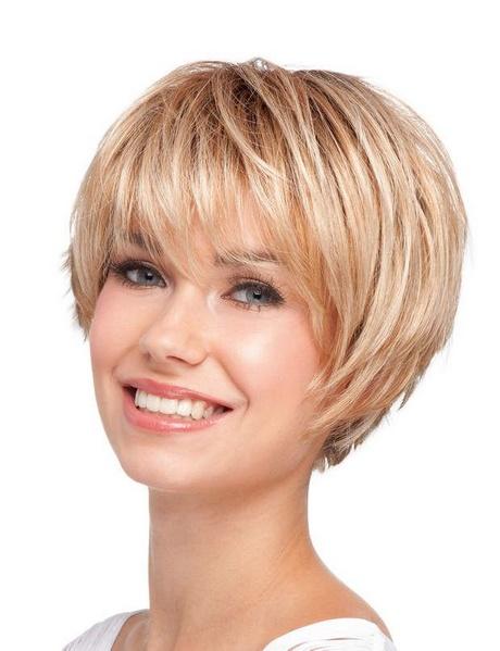 Coupe cheveux boule dégradée