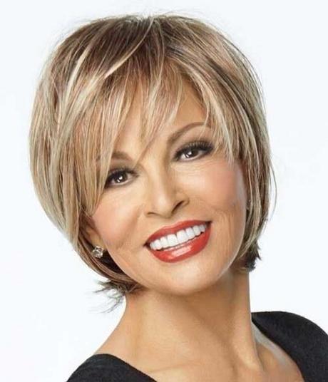 coupe cheveux femme 50 ans visage rond
