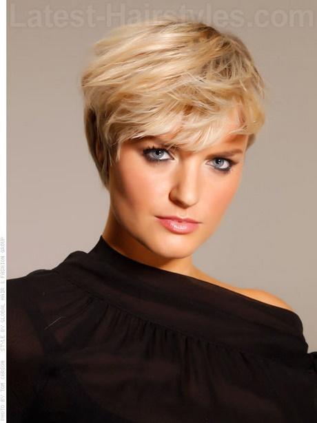 Coupe cheveux femme d grad effil court - Degrade court femme ...
