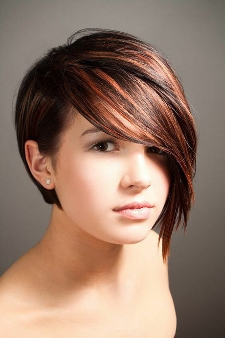 Femme ronde coupe de cheveux - Coupe courte pour femme ronde ...