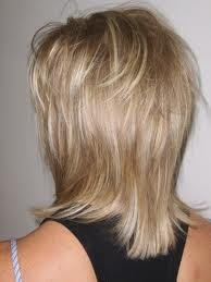 Modele coiffure cheveux mi longs degrades