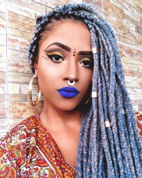 Modele Tresse Afro Americaine