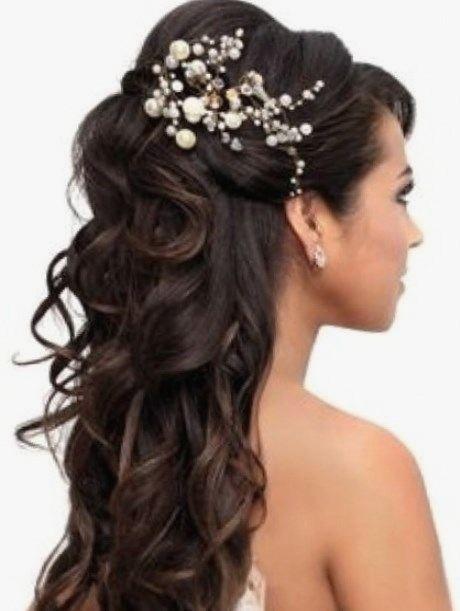 Modele coiffure femme pour mariage