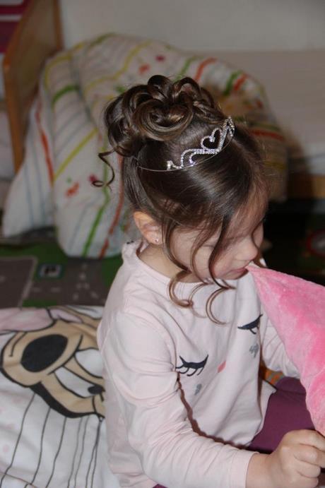 Chignon de princesse
