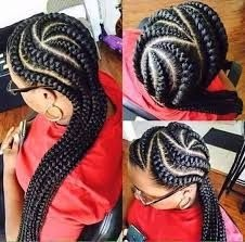Coiffure grosse tresse africaine - Meche pour tresse africaine pas cher ...