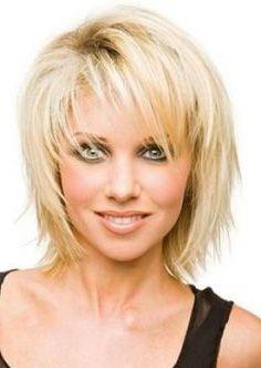 Coupe de cheveux femme 45 ans
