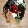 Belle coiffure mariage