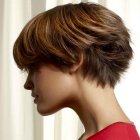 Cheveux courts hiver 2014
