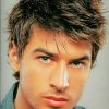 Cheveux courts homme