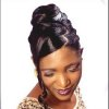 Coiffure africaine mariage