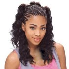 Coiffure afro americaine