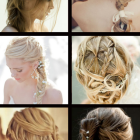 Coiffure chic mariage