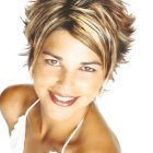 Coiffure coupe femme