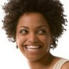 Coiffure curly femme