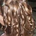 Coiffure fillette mariage