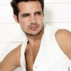 Coiffure homme cire