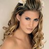Coiffure mariage cheveux courts 2015
