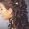 Coiffure mariage simple