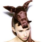 Coiffure style