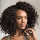Coupe cheveux afro