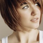 Coupe cheveux carre