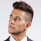 Coupe cheveux court 2015 homme