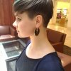 Coupe femme cheveux courts 2015
