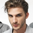Coupe homme cheveux fin