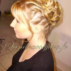 Coupe mariage cheveux court