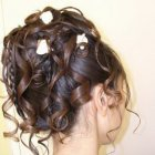 Exemple coiffure mariage