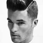 Mode cheveux homme 2014