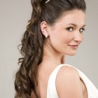 Modele coiffure mariage 2014