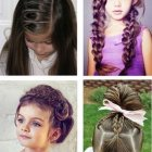 Photo coiffure fille