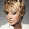 Photo coupe de cheveux court femme 2014