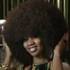 Coupe afro femme